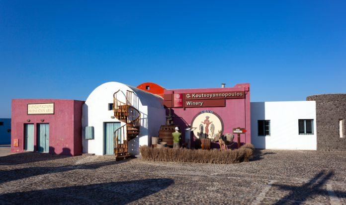 Ταξιδεύοντας: Το Μουσείο Κρασιού στη Σαντορίνη!