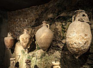 Το πιο παλιό κρασί του κόσμου βρέθηκε στη Γεωργία και είναι 8.000 ετών!