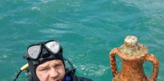 Το πιο ασυνήθιστο οινοποιείο βρίσκεται στον βυθό της θάλασσας!