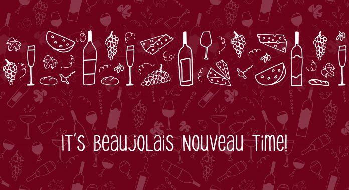 Γιορτάζουμε την Παγκόσμια ημέρα Beaujolais Nouveau 2020!