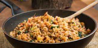 Ριζότο με γαρίδες