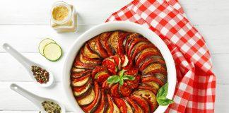 Ratatouille, το απόλυτο καλοκαιρινό φαγητό!